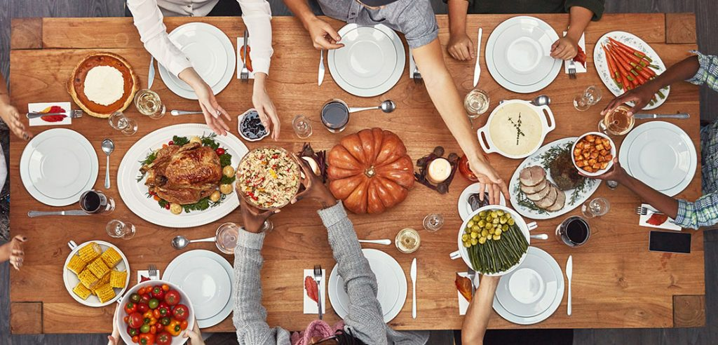Thanksgiving Peace of Mind - Life Insurance - Personal Insurance - Auto Insurance - PA Insurance