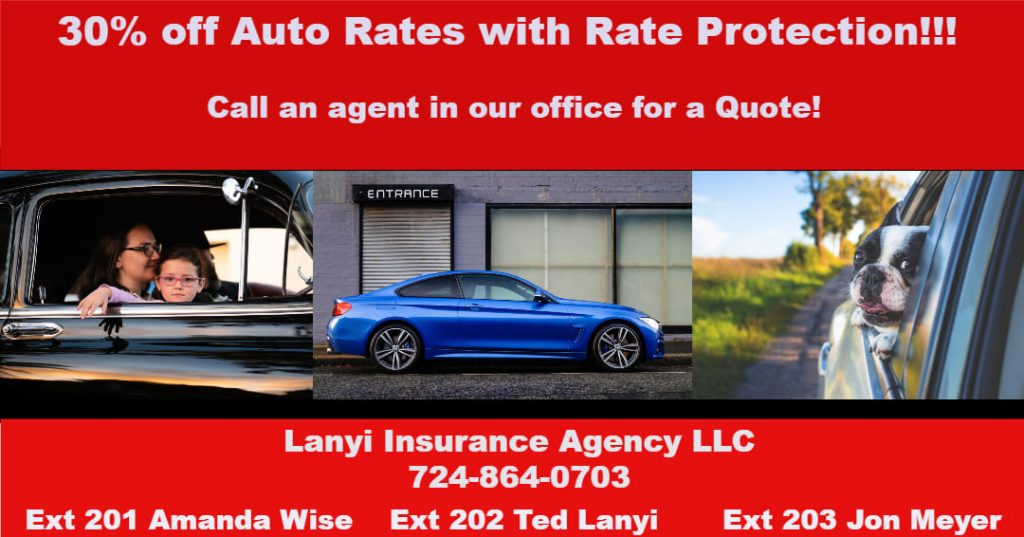 Check out this rate drop, call us today!!!